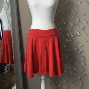 NWOT Pins & Needles Skater Skirt